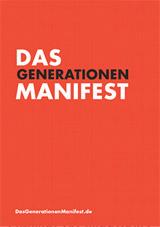 Das Generationen Manifest